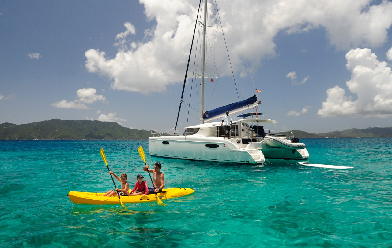 Sailboats In The Caribbean: Escape Yachting Caribbean Sailing Holidays