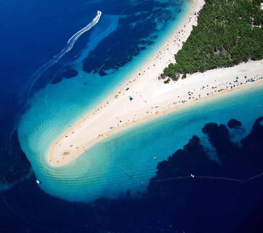 Croatia beach holidays